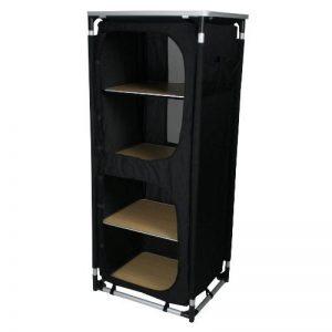 10T camBOX Quattro Armoire de camping 4 casiers Noir de la marque 10T image 0 produit