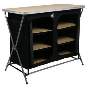 10T flapBOX 6 Armoire de camping 6 casiers Noir de la marque 10T image 0 produit