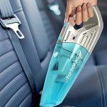 14,8V Aspirateur eau / poussière sans sac, batterie lithium-ions (autonomie >20 mn), capacité 0,5l, chargeur mural de la marque TurboTronic image 2 produit