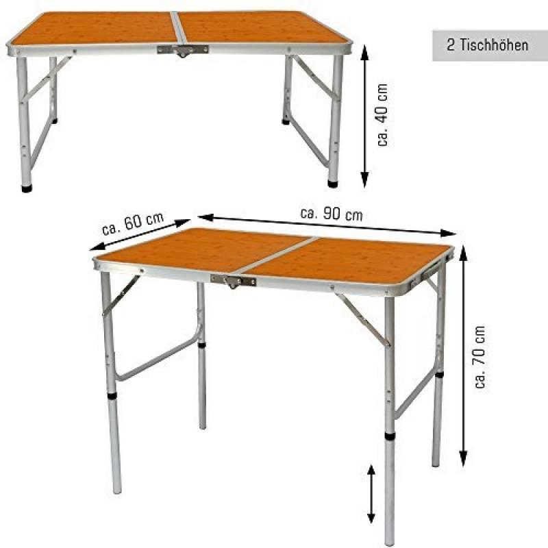 Table de camping Table Table De Jardin Table de balcon ...