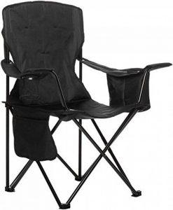 AmazonBasics Chaise de camping avec poche isotherme de la marque AmazonBasics image 0 produit