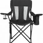 AmazonBasics Chaise de camping avec poche isotherme de la marque AmazonBasics image 1 produit