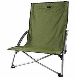 Andes - Chaise basse de camping/plage/pêche - pliable de la marque Andes image 0 produit