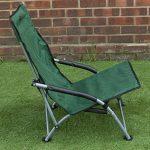Andes - Chaise basse de camping/plage/pêche - pliable de la marque Andes image 3 produit