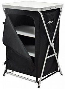 Andes - Meuble de rangement de camping - pour tente - 3 étagères/pliable de la marque Andes image 0 produit