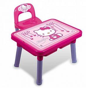 Androni 8901-00HK–Table multi-jeux avec chaise Hello Kitty de la marque Androni image 0 produit