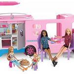 Barbie FBR34 - Dream Camper - Camping Car transformable de la marque Barbie image 3 produit