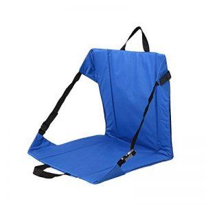 Beautyrain Clip On Folding chair Portable Camping Picnic Randonnée pédestre Tabouret de barbecue Outil de siège de chaise Table de bord de chaise de jardin extérieure pour boisson de la marque Forfar image 0 produit