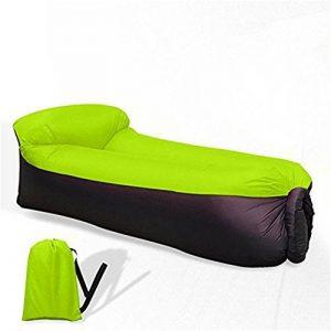 BeIM Hamac Gonflable Portatif Pliable avec Un Petit Sac Air Sofa Imperméable de la marque BeIM image 0 produit