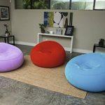 Bestway Pouf Taille diam 1.12m x 1.12m x 66 cm - Coloris aléatoire de la marque Bestway image 1 produit
