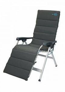 Bo-Camp Housse chaise relax - Universel - Rembourré - Gris de la marque Bo-Camp image 0 produit