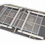 Bo-Camp Table - Ovale - Modèle coffre - 150x80 cm de la marque Bo-Camp image 1 produit