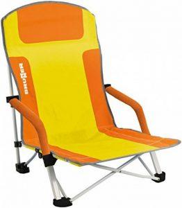 Brunner Bula Chaise de plage (orange/jaune) de la marque Brunner image 0 produit