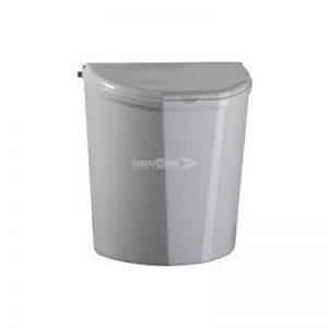 Brunner Containeur pour pubelle Pillar XL 10l (gris) de la marque Brunner image 0 produit