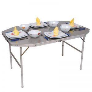 Camp 4 Eddy Table de camping pliante 120 x 80 x 67 de la marque Camp 4 image 0 produit