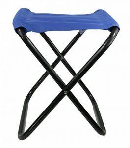 CAO Camping - Pliant tube - Tabouret pliant - Bleu - Taille Unique de la marque CAO image 0 produit