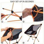 chaise basse camping pliante TOP 14 image 1 produit