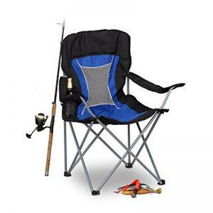 chaise camping pour personne forte TOP 2 image 0 produit