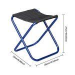 chaise de camping avec repose pied TOP 12 image 4 produit