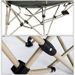 chaise de camping avec repose pied TOP 13 image 4 produit