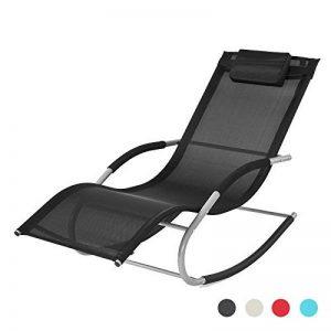 chaise de camping avec repose pied TOP 4 image 0 produit