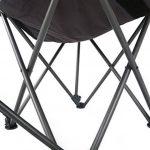 chaise de camping avec repose pied TOP 6 image 2 produit