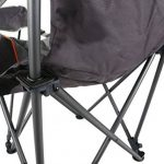 chaise de camping avec repose pied TOP 6 image 3 produit