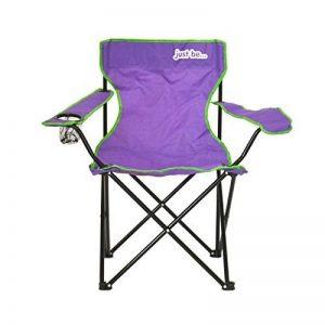 Chaise de camping pliable just be…® de la marque just be... image 0 produit