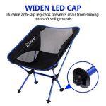 chaise de camping pliable TOP 9 image 3 produit
