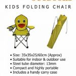 chaise de camping pour enfant TOP 0 image 2 produit