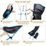 chaise de camping pour enfant TOP 11 image 4 produit
