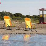 chaise de plage basse pliante TOP 5 image 1 produit