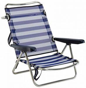chaise de plage TOP 1 image 0 produit