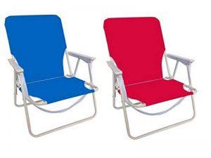 chaise de plage TOP 5 image 0 produit