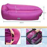 chaise longue camping TOP 9 image 1 produit
