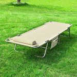 chaise longue de camping pliable TOP 2 image 3 produit