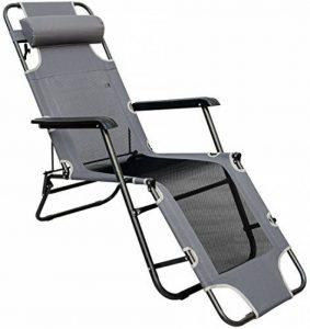 chaise longue de camping pliable TOP 9 image 0 produit