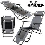chaise longue de camping pliable TOP 9 image 1 produit