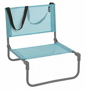 chaise longue pliante camping TOP 2 image 0 produit