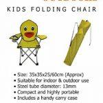 chaise plage enfant TOP 1 image 2 produit