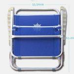 chaise pliable de plage TOP 0 image 2 produit