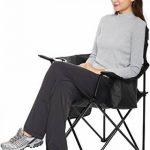 chaise pliante avec porte gobelet TOP 10 image 4 produit