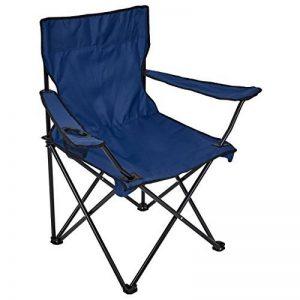 chaise pliante avec porte gobelet TOP 12 image 0 produit