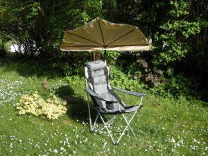 chaise pliante parapluie TOP 1 image 0 produit