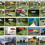 chaise pliante parapluie TOP 1 image 2 produit