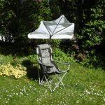 chaise pliante parapluie TOP 1 image 4 produit