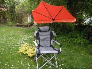 chaise pliante parapluie TOP 2 image 0 produit