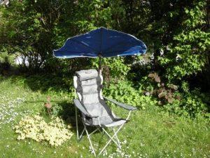 chaise pliante parapluie TOP 4 image 0 produit