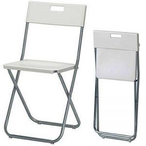 chaise pliante TOP 4 image 0 produit