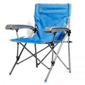 Coleman Campingstuhl 'Ver-Tech' Chaise Mixte, Bleu, Taille Unique de la marque Coleman image 0 produit